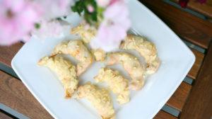orchideli, rogaliki z owacami, słodki stół, sweet table, przepis na rogaliki, jak zrobić rogaliki, szybki przepis na ciasto