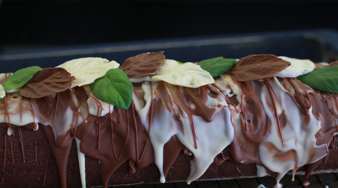 orchideli, rolada truflowa, jak wykorzystać resztki ciast po świętach, co zrobić z resztkami ciast po świętach