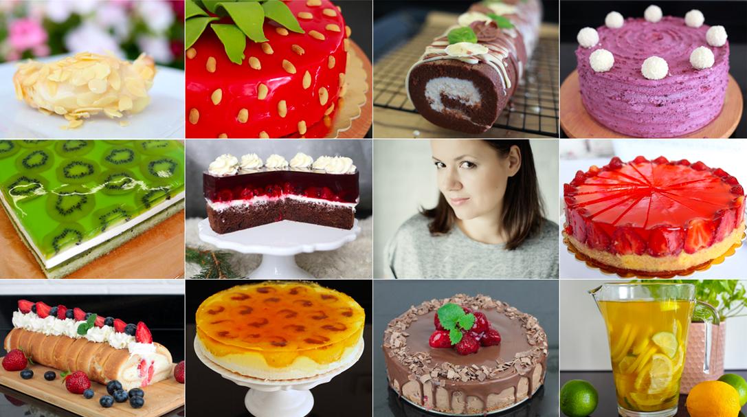 Najlepsze przepisy na ciasta na długi weekend