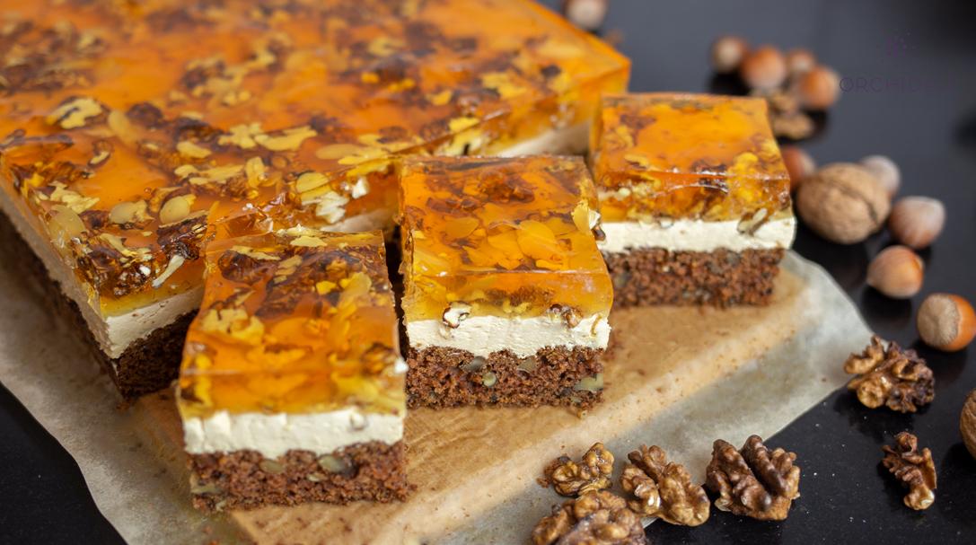 przepis na ciasto marchewkowe wiewiórka