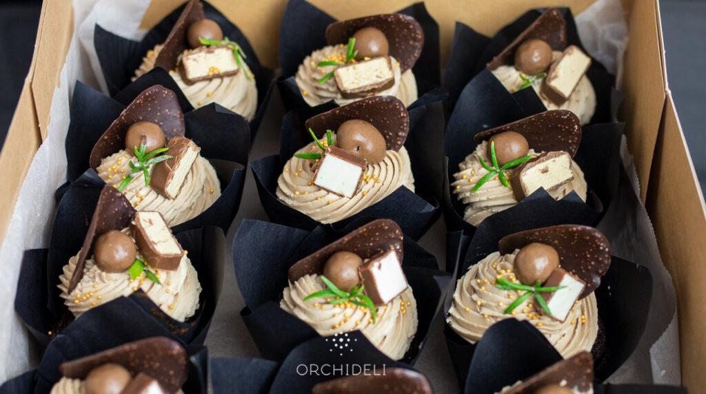 orchideli przepis na muffinki słodki stół