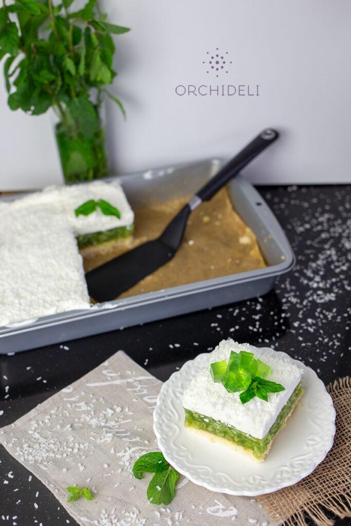 orchideli, przepis na szarlotkę ciasto dla dzieci